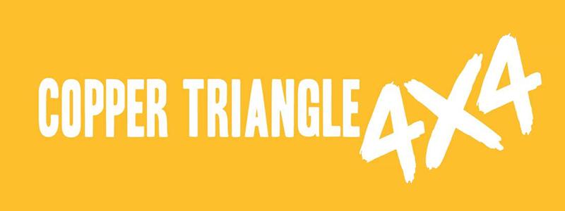 Copper Triangle 4×4